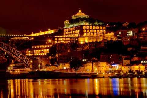 Porto Night Tour with Fado Dinner