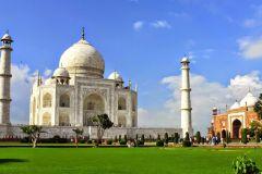 De Jaipur: mesmo dia Taj Mahal Private Tour