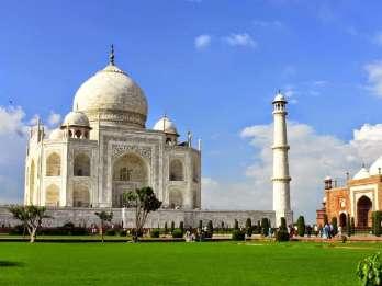 Von Jaipur: Am selben Tag Taj Mahal Private Tour
