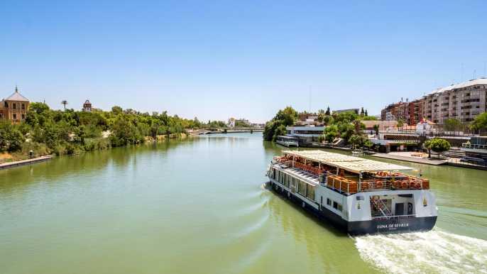 Seville: Guadalquivir 1-Hour City Cruise