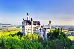 Munique: Excursão Castelos de Neuschwanstein e Linderhof
