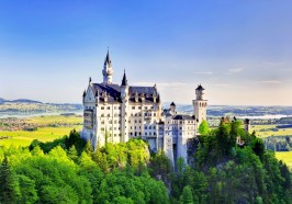 What to do in Munich - Day Trip to Neuschwanstein & Linderhof Castles from Munich