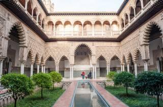 Sevilla: Kathedrale, Giralda & Alcázar - Einlass mit Führung