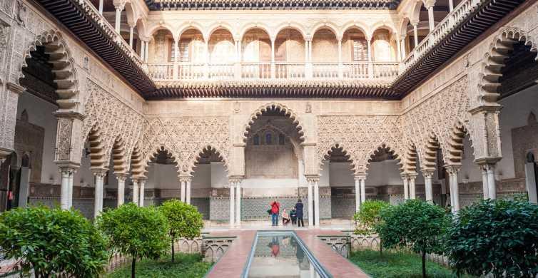 Cattedrale, Giralda e Alcazar: ingresso e tour guidato