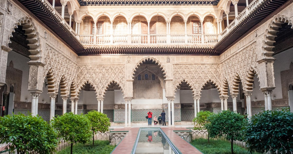 Alcázar of Seville Skip-the-Line Tickets & Guided Tour