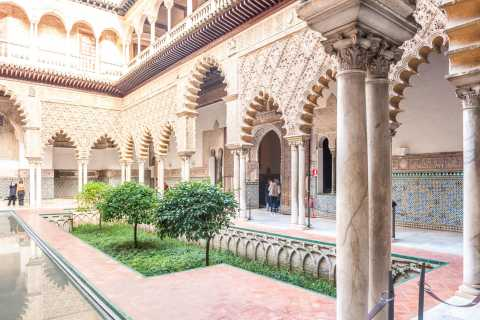 Seville: Skip-the-Line Alcazar and Cathedral Guided Tour