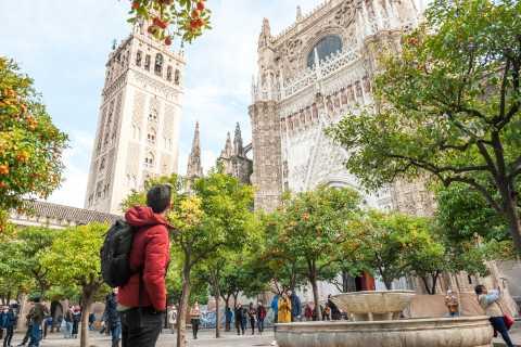 Cattedrale di Siviglia: tour guidato e accesso prioritario