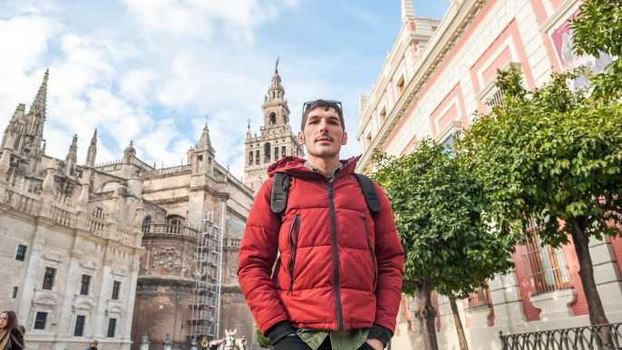 Seville Cathedral Skip-the-Line Tour with Optional Alcazar