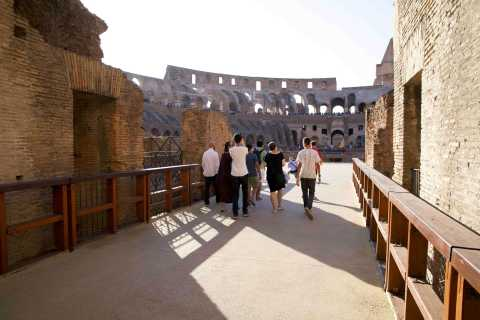 Colosseum Skip-the-Line Private Tour with Arena Access