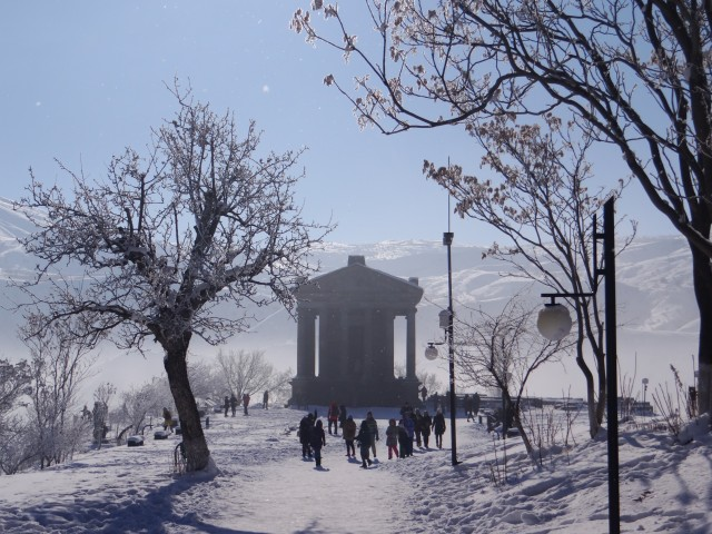 Dagtrip naar Garni, Gegard en Lake Sevan vanuit Jerevan