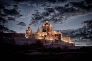 Valletta, Mdina und Mosta: Nachttour