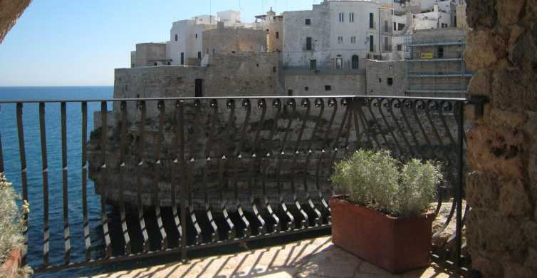Polignano a Mare Walking Tour with Special Coffee Tasting