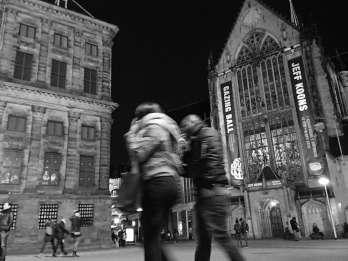 Amsterdam Untold: 2-stündiger geführter Rundgang bei Nacht