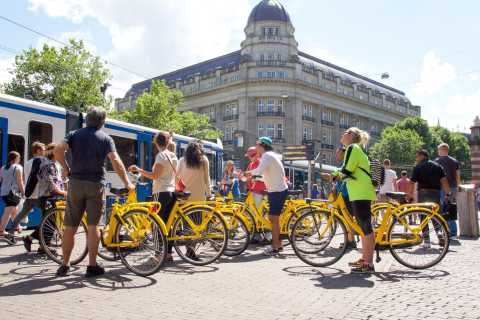 Amsterdam: City Highlights 2-Hour Bike Tour