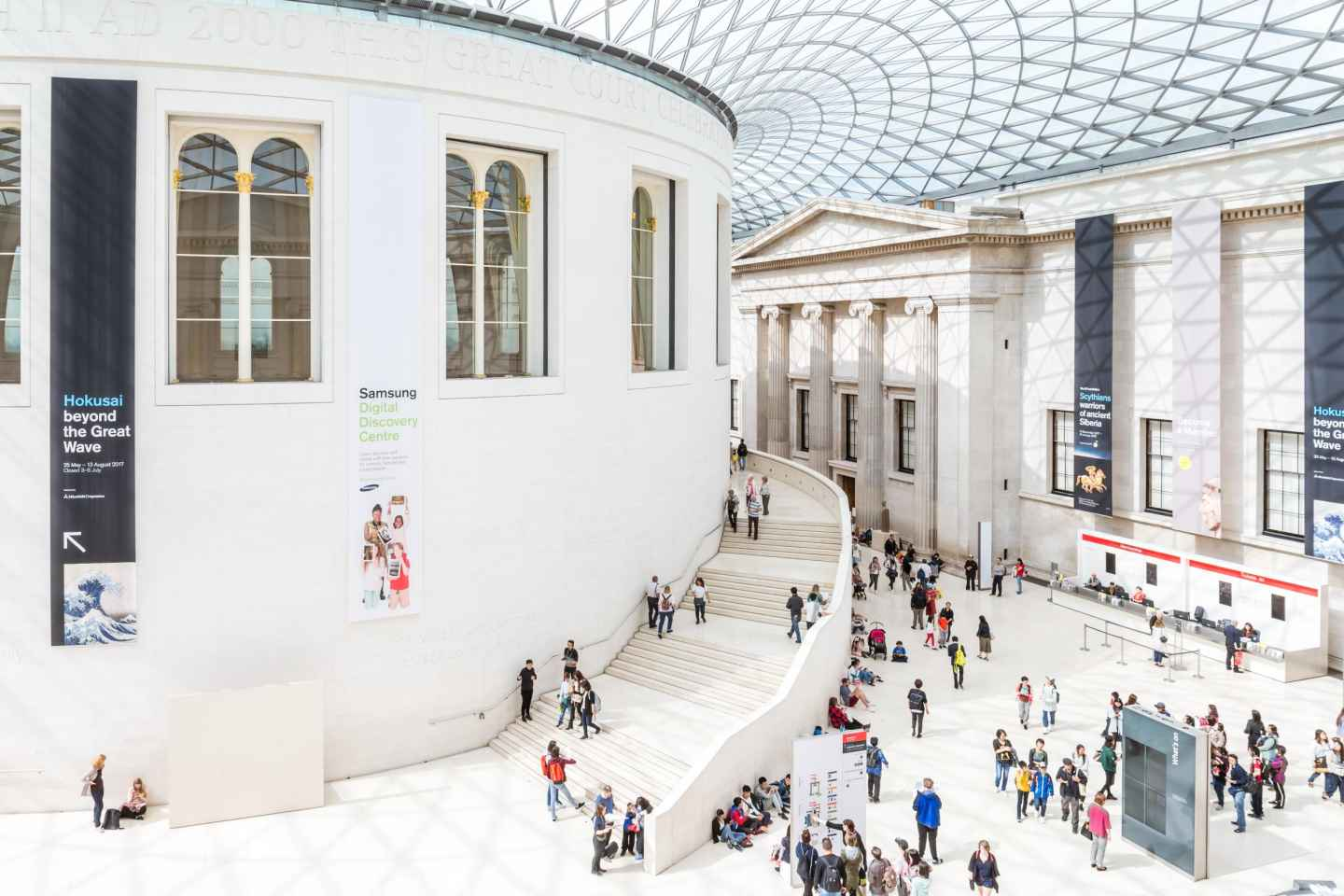 """British-Museum-Tour: """"The Ideas That Made Our World"""""""