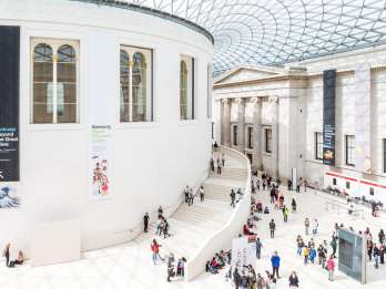 "British-Museum-Tour: ""The Ideas That Made Our World"""