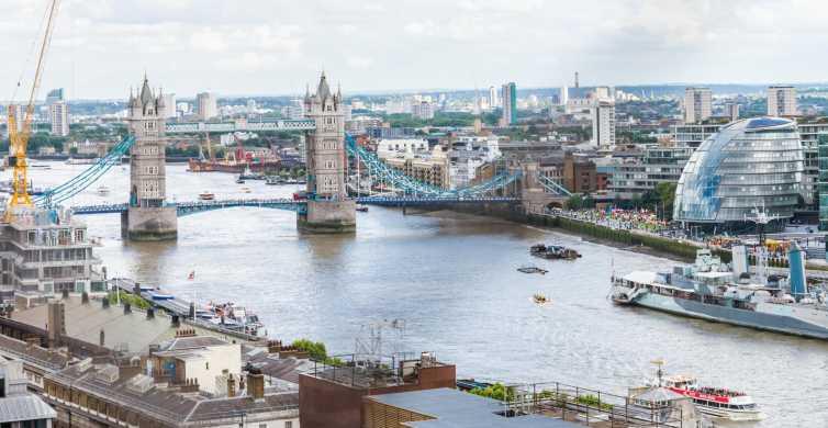 Londen: Tower Bridge Exhibition & the Monument