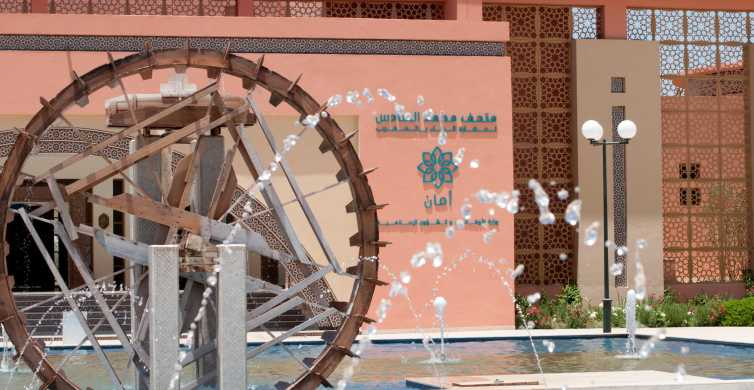 Museum Mohammed VI for the Water Civilization in Morocco