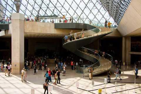 Paris: Ingresso Museu do Louvre com Horário de Entrada