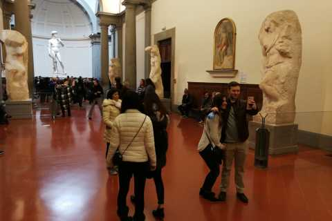 Accademia Gallery: Small Group Tour to Michelangelo's David