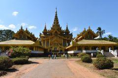 De Yangon: Excursão de dia inteiro a Bago