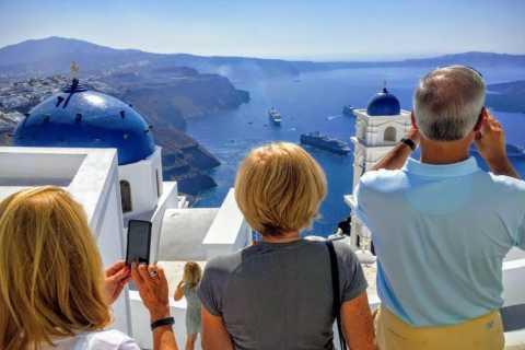 Santorini: 5-Hour Private Shore Excursion