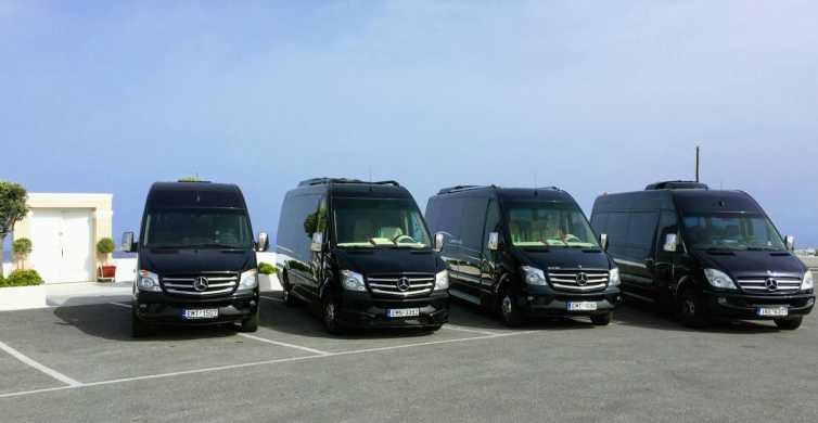 Santorini Private Ride Transfer Services