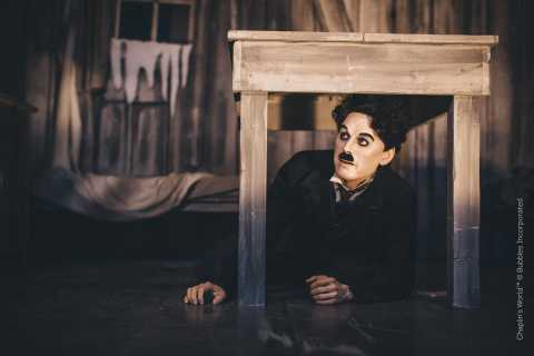 Chaplin's World Entrance Ticket