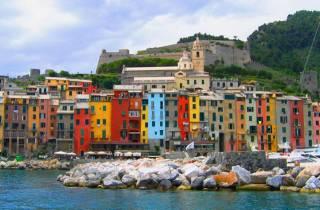 Ab Mailand: Cinque Terre Bustour
