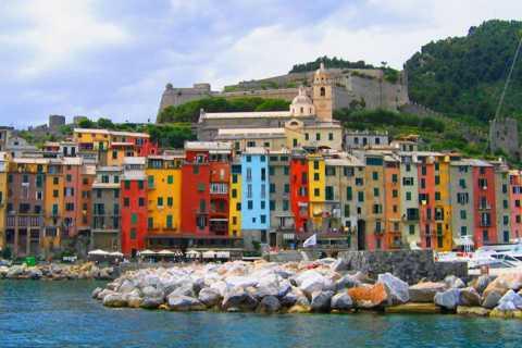 Cinque Terre Coach Trip from Milan