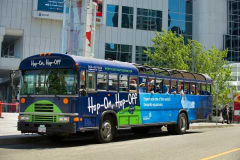 Vancouver: 24 or 48-Hour Hop-On Hop-Off Sightseeing Bus Pass