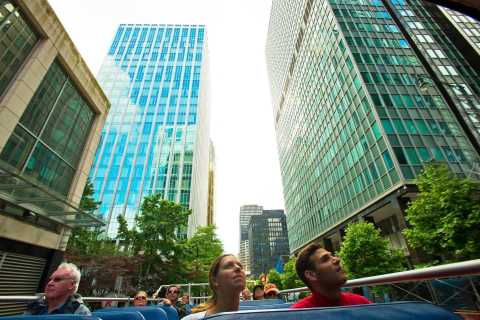 Vancouver: 48-Hour Hop-On Hop-Off Sightseeing Bus Pass