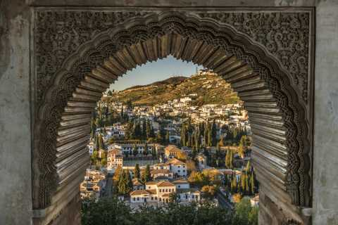 Granada Full Day: Alhambra, Albayzin and Sacromonte