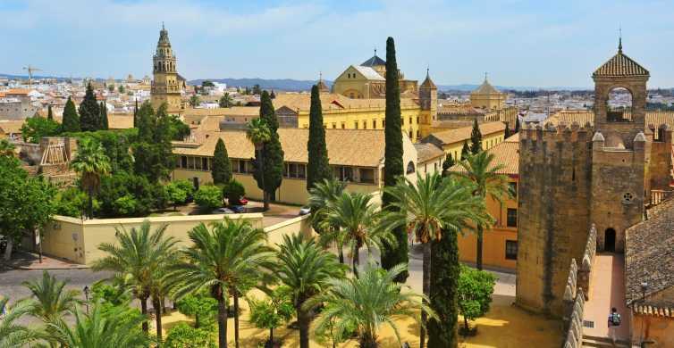 Córdoba: Mosque-Cathedral, Synagogue and Alcázar 4-Hour Tour