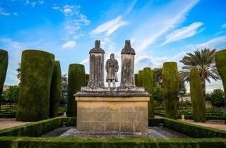 Alcázar von Córdoba: Eintrittskarte und Führung