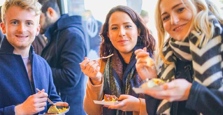 Tour gastronómico de 2 horas y media por Copenhague