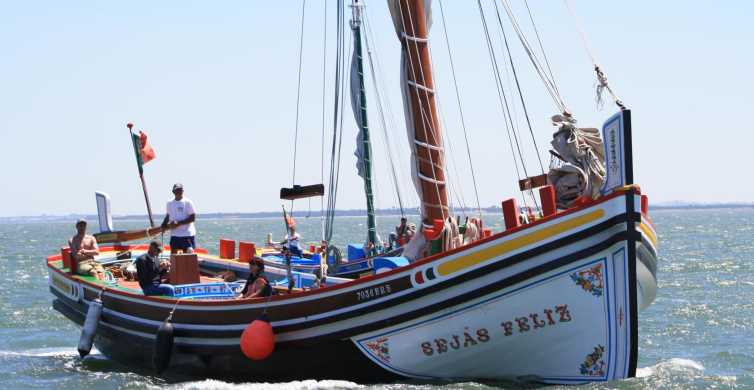Lisbon: 45 Minute Express Cruise Along River Tagus