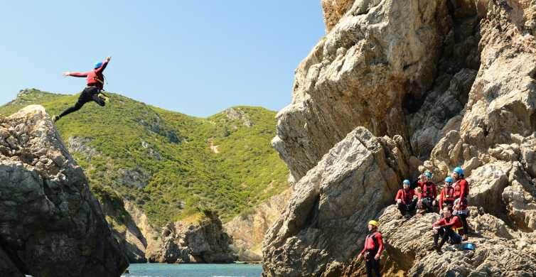 Sesimbra: Coasteering Adventure in Arrábida Natural Park