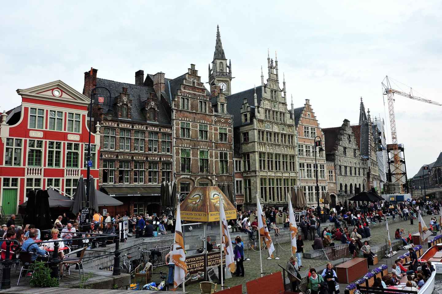 Ghent: Customized Tour with a Local Guide