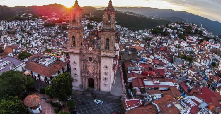 Celebration of the Passion of Christ in Taxco