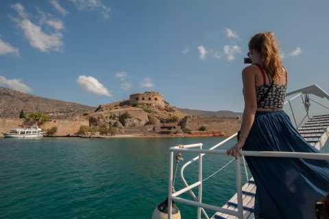 Day Tour: Spinalonga, Elounda, Agios Nikolaos, & Kolokitha