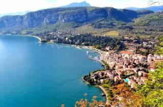 Ab Mailand: Verona & Gardasee - ganztägige Bustour