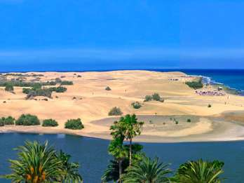 Ab Las Palmas: Die Highlights von Gran Canaria