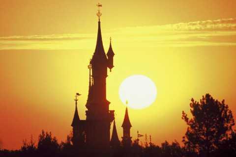 Disneyland Paris: Eintrittkarte mit privatem Transfer