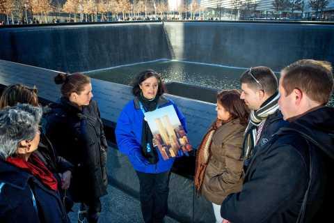 The 9/11 Tribute Museum & Memorial Walking Tour