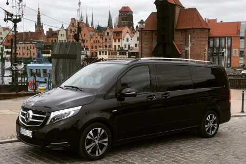 Private Departure Transfer: from Hotel to Gdansk Airport