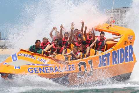 Jet Boat Experience in Vilamoura