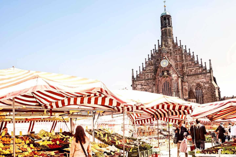 Nürnberg: Kulinarischer Rundgang
