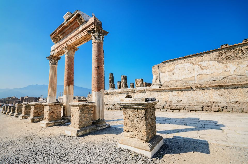 Pompeii: Half-Day Tour from Naples
