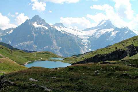 Grindelwald: caminhada guiada de 4 horas